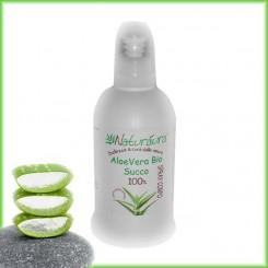 Aloe Vera Bio Succo 100% - Spray Corpo