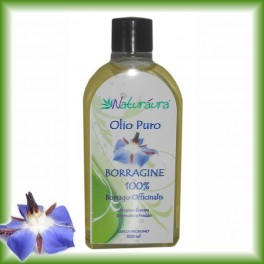 Olio Puro di Borragine  100 ml