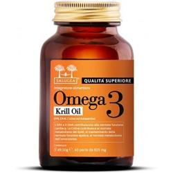 Omega 3 Krill Oil altissima biodisponibilità