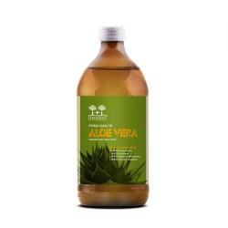 Succo di Aloe Vera Bio per Digestione e Depurazione - Spremitura 100% Pura