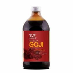 Succo di Bacche di Goji Bio per tono ed energia - Spremitura 100% Pura