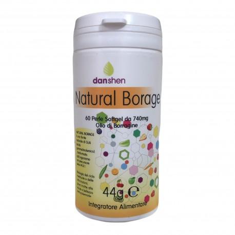 Natural Borage - olio di borragine in perle
