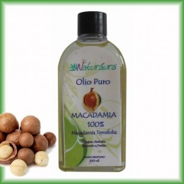 Olio Puro di Macadamia 100%
