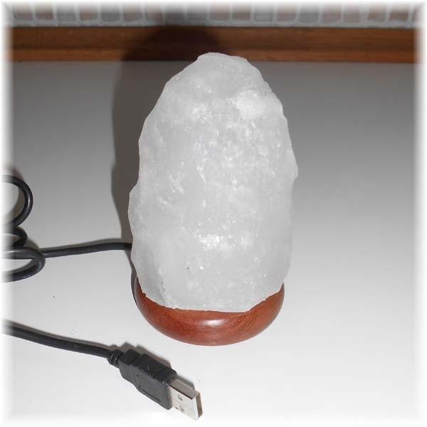 Lampada di sale dell 39 himalaya piccola grezza for Lampada sale himalaya