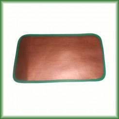 Telo in Seta e Rame per dolori e infiammazioni da porre su letti, cuscini o poltrone