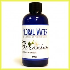 Acqua Essenziale Floreale di Geranio