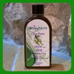 Olio Puro di Neem 100% senza profumo