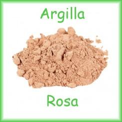 Argilla Rosa - pelli normali, secche e sensibili  gr.100