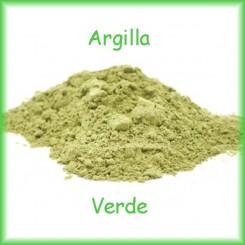 Argilla Verde - pelli normali, miste e grasse  gr.100