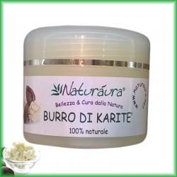 Burro di Karitè 100% naturale