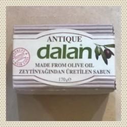 Sapone di Antiochia - Dalan Antique - olio di oliva e olio essenziale di lemongrass e pino palustre