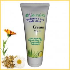Crema Mani Nutriente e Protettiva  100 ml