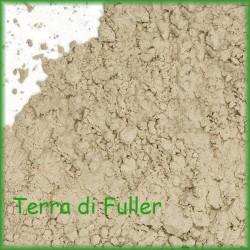 Argilla Terra di Fuller - sia pelli grasse che secche  gr.100
