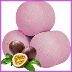 Bombe frizzanti mini al frutto della passione