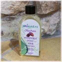 Olio Puro di Mandorle 100%  100 ml