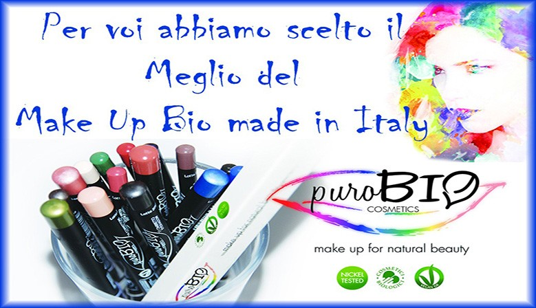trucchi biologici per un make up professionale